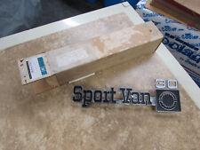 OEM 1977-80 Chevy G30 Sport Van Fender Plate OEM# 14017470