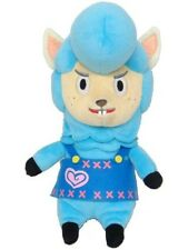 "Real New  Little Buddy 1357 Animal Crossing New Leaf 8"" Cyrus Stuffed Plush"