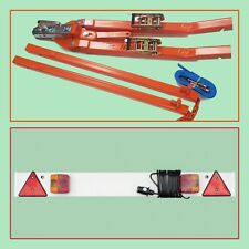 SOLO TOW  A FRAME 2.6 TON REC PRO H/DUTY FRAME WITH TRAILER BOARD1.21 & 10M CA