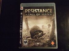 Replacement Case (NO GAME) RESISTANCE FALL OF MAN PLAYSTATION 3 PS3