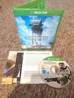 Star Wars Battlefront - Xbox One Game Physical Disc - FAST & FREE P&P!