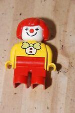 Vintage Lego Duplo Clown Figure