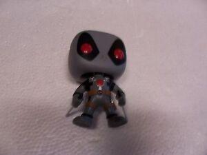 Funko POP! Marvel Grey Deadpool Action Figure Lot#z41