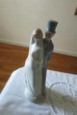 Nao Lladro Porcelain Figurine Bride & Groom A-20 D Made In Spain