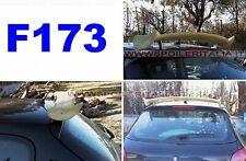 SPOILER ALETTONE  REGOLABILE  PEUGEOT 206  GREZZO PE-F173G SS173-1