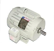 NEW 1 HP BALDOR 3 PHASE AC MOTOR 460 VAC MODEL AEH3683
