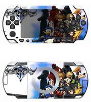 Kingdom Hearts 005 Vinyl Decal Skin Sticker for Sony PSP 1000