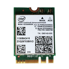 intel 6235ANNGW Wireless+BT 4.0 WIFI CARD 04W3798 For Lenovo L440 T431 T431S