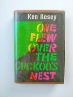 ONE FLEW OVER THE CUCKOO'S NEST (25th Printing) By Ken Kesey Hardcover w/ DJ