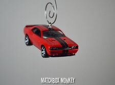'12 Dodge Challenger SRT8 Custom Christmas Ornament Walter White Jr Breaking Bad