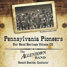Meyers / Rosenkrans - Pennsylvania Pioneers: Our Band Heritage 26 [New CD]