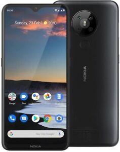 "Nokia 5.3 Cyan 6.55"" 64GB Dual SIM 4G LTE Android 10 Sim Free Unlocked GRADE A"
