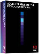 Adobe Production Premium CS4 Windows Deutsch Vollversion BOX MWST Retail
