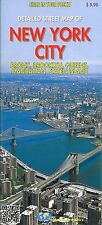 New York City 'Cities in your pocket' Fold-up Street Map (GG) (Lot of 6)
