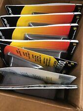 box of 20 Master Big Foot No-slip Doorstop - Non-skid Base, Prevent Scratches -
