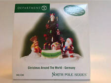 Dept 56  Heritage Village North Pole Series Christmas Around the World Germany