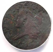 1793 Liberty Cap Flowing Hair Half Cent 1/2C C-3 - ANACS VG8 Detail - Rare Coin!