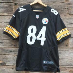 Pittsburgh Steelers Jersey Antonio Brown #84 Nike Authentic NFL Size M