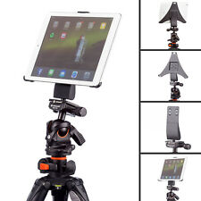4 Prong 1/4inch Tripod Adapter Mount with Holder for Apple iPad Air and Pro 9.7
