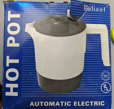 Valiant Automatic Electric Hot Pot, 400W, 120V, 60Hz, Household Type, new in box