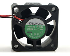 SUNON KD1204PKB2 Cooling Fan DC 12V 0.9W 40mm x 40mm x 20mm