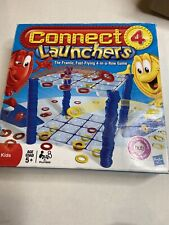 Connect 4 Launchers Game by Hasbro 2010 Edition 100% Complete 2 level game