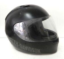 Harley Davidson Fulton Full-Face Helmet HD-BO4 DOT No. 218 Size Small
