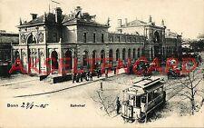 Architektur/Bauwerk Ansichtskarten vor 1914 mit dem Thema Eisenbahn & Bahnhof