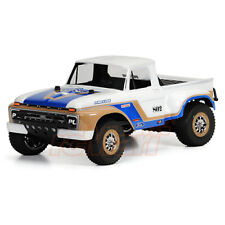 PRO-LINE 1966 Ford F-150 Clear Body For Team Associated SC10 Slash 4x4 #3408-00
