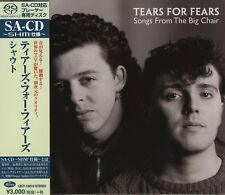Neues AngebotTears For Fears - Songs From The Big Chair+++SHM SACD Japan+UIGY-15010++NEU++OVP