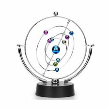 ScienceGeek Kinetic Art Asteroid - Electronic Perpetual Motion Desk Toy Home ...