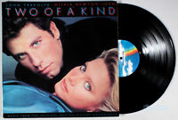 Olivia Newton-John - Two of a Kind (1983) Vinyl LP • Soundtrack, Twist of Fate