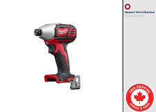 "New MIilwaukee 2656-20  M18 1/4"" HEX Impact Driver 18V LITHIUM-ION  Tool Only"