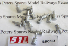 51L BRC004 BR 16 (5.33mm) Self-contained Buffers (Pk16) OO Gauge
