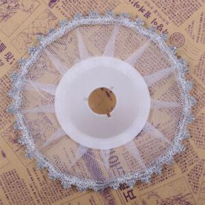 Beautiful Bridal Wedding Supplies Flower Bouquet Holder Handle Lace Decoration