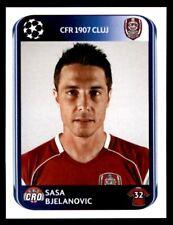 Panini Champions League 2010-2011 Sasa Bjelanovic CFR 1907 Cluj No. 342