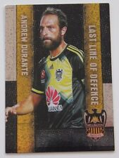 2016/17 FFA A-League Trading Cards - Andrew Durante (Last Line of Defence LL-11)