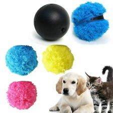 FUR BALL Pet Rolling Microfiber Toy Ball
