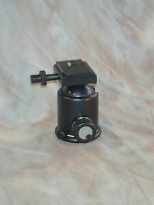 Arco Swiss Ball Head with quick release plate