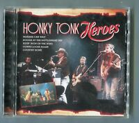 Honky Tonk Heroes cd EYES OF TEXAS © 1996 Euro Trend 14-track Rock Country