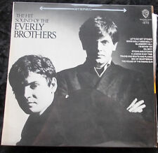 EVERLY BROTHERS The Hist Sound Of LP EARLY FLIPBACK