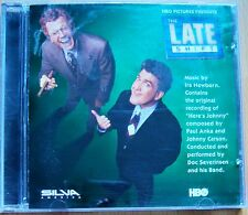 HBO PICTURES PRESENTS ~ THE LATE SHIFT – CD ~ VERY RARE! EXCELLENT!   L@@K!