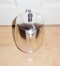 BNIB GRUNWERG Grandeur Coffeeware deluxe18 / 10 stainless steel coffee pot 48 oz