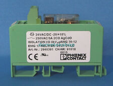 Phoenix Contact EMG 17-REL/KSR-24/21-21-LC w. relay  Phoenix part nr. 2940391