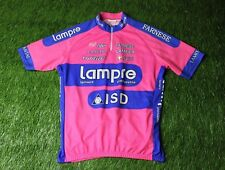 rare CYCLING SHIRT JERSEY MAGLIA CAMISETA TRIKOT LAMPRE NALINI UCI WORLD TOUR