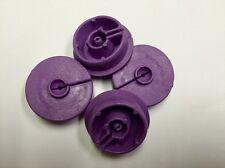 "25pc Purple 2"" MisterSerts Cloning Collar Insert Dewey Mister SAVE $$ BAY HYDRO"