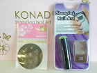 Australia Day Promotion- Konad Promotion Kit with Aussie Plate