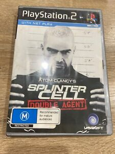 SPLINTER CELL - DOUBLE AGENT Playstation 2 Game