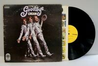 "CREAM, ""Goodbye"", ATCO, SD-7001, 1969 Original Vinyl Record LP, VG+/VG, R-0230"