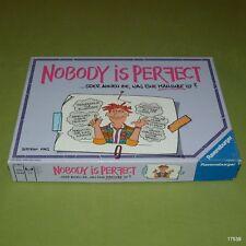 Nobody is Perfect! Tolles Partyspiel von Ravensburger  ab 14 Jahren 1A Top!